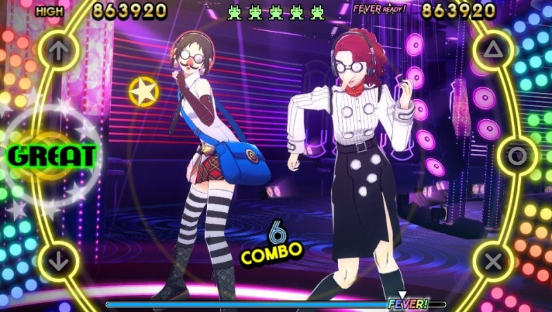 Persona 4: Dancing All Night (2015)