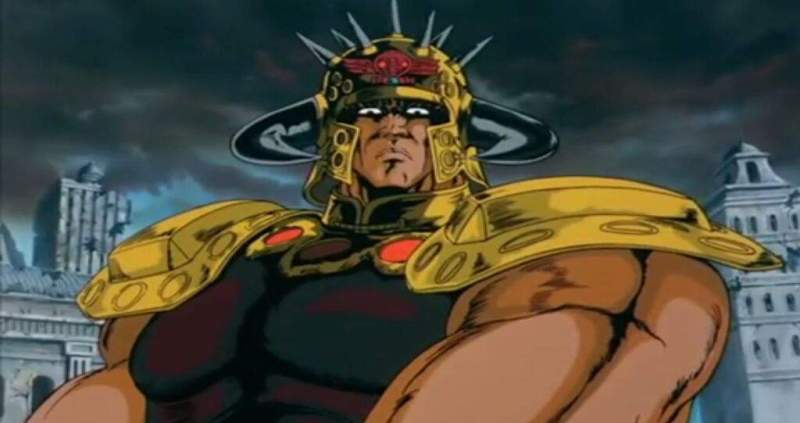 Raoh From Fist of the North Star