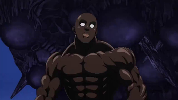 Superalloy Darkshine From One Punch Man