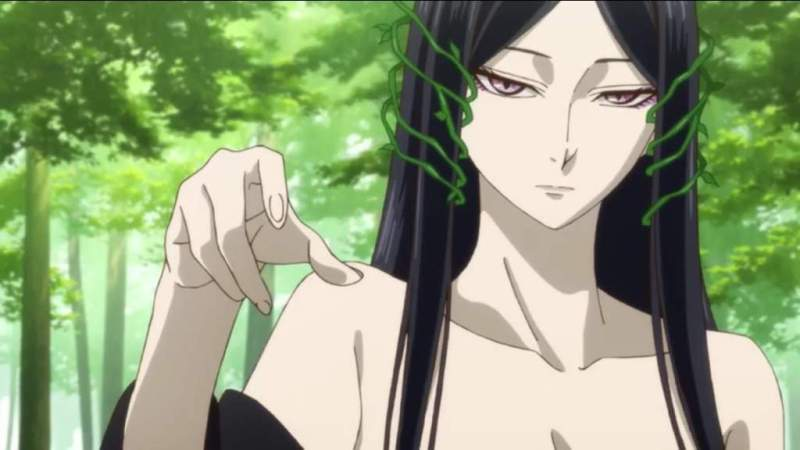 Titania From Mahoutsukai no Yome