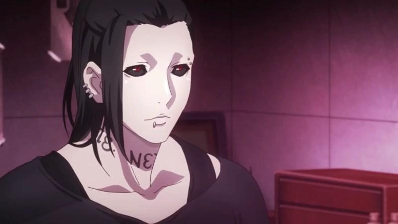 Uta From Tokyo Ghoul anime artist