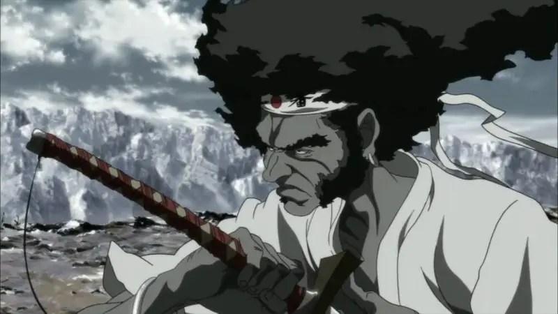 Afro Samurai From Afro Samurai: Resurrection