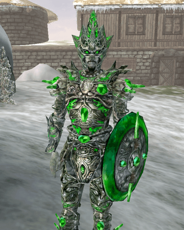 Glass Armor Best Light Armor in Skyrim