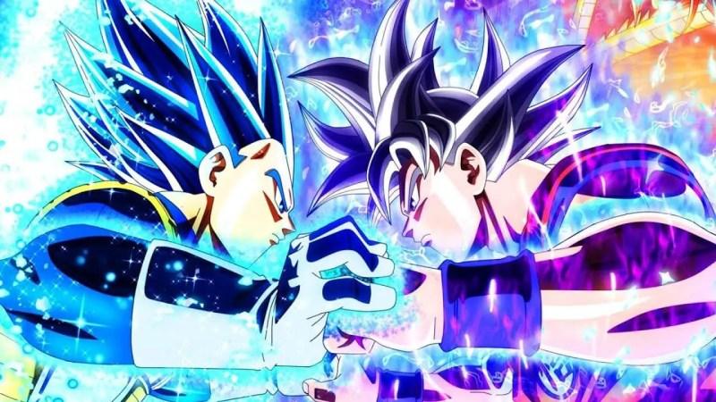 Goku The Strongest Warrior of DBS