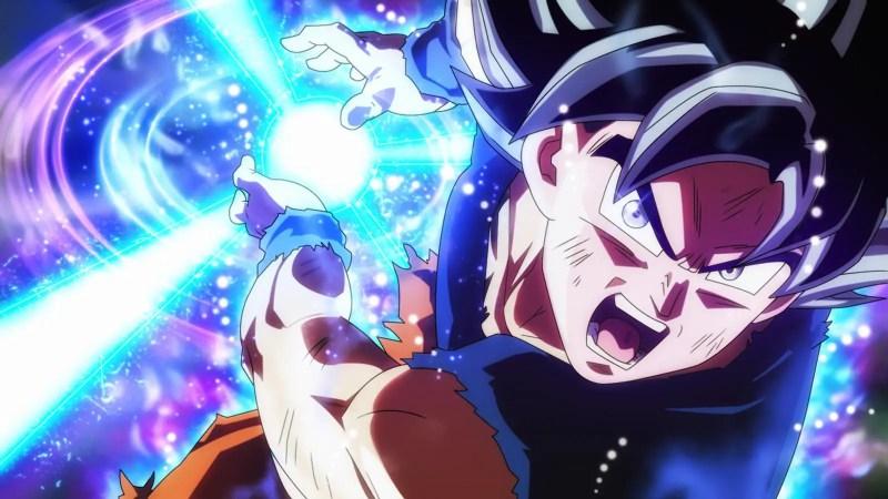 Goku Ultra Instincts