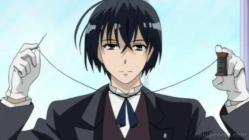 Hagiyoshi From Saki