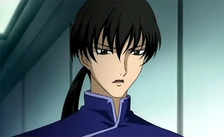 Hong Long From Mobile Suit Gundam 00