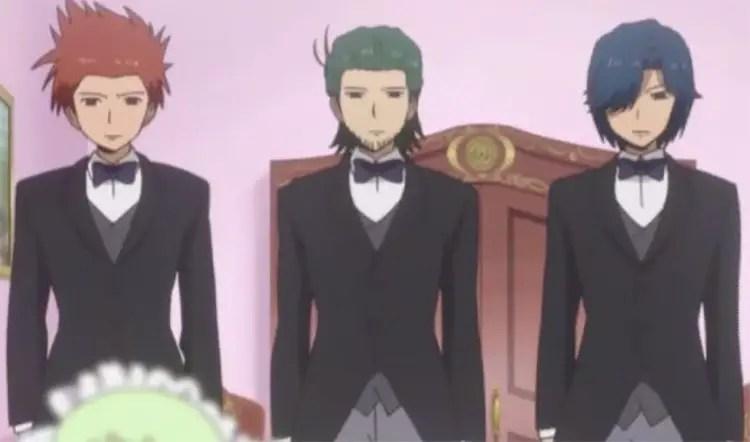 Nagase, Asano and Toyogawa
