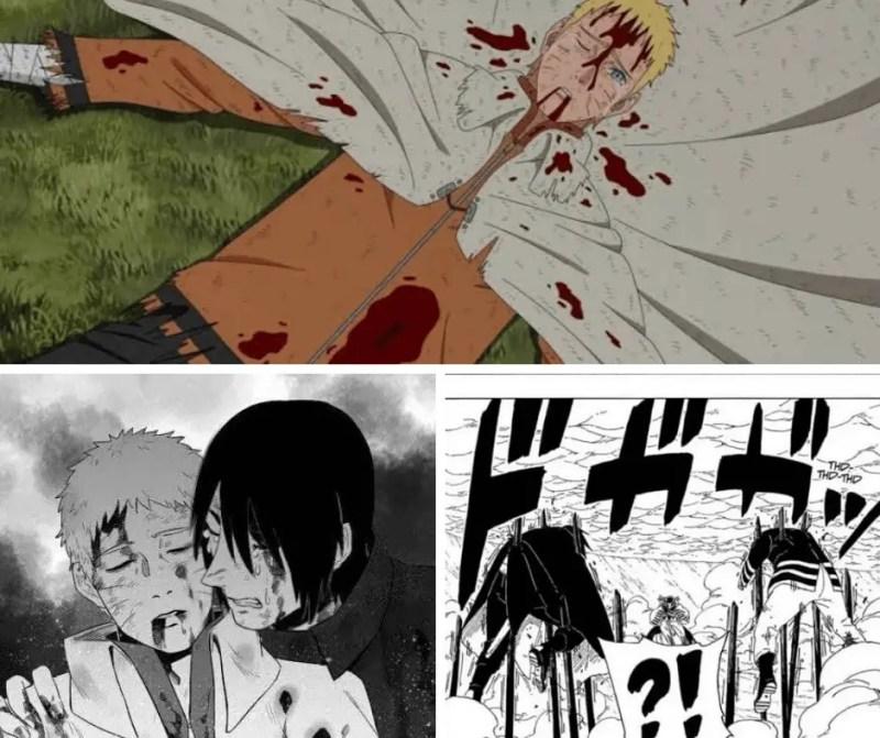 Naruto Death