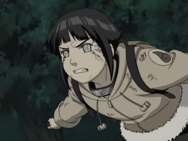 The Byakugan Sees the Blind Spot