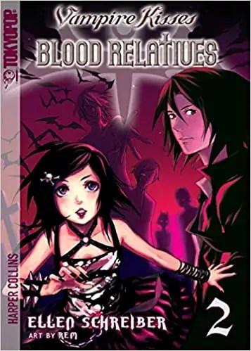 The Kiss of the Vampire manga