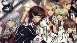 Vampire Manga