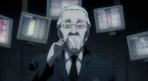 Watari From Death Note