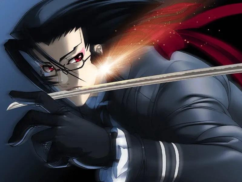 Winfield From Kishin Houkou Demonbane anime butler