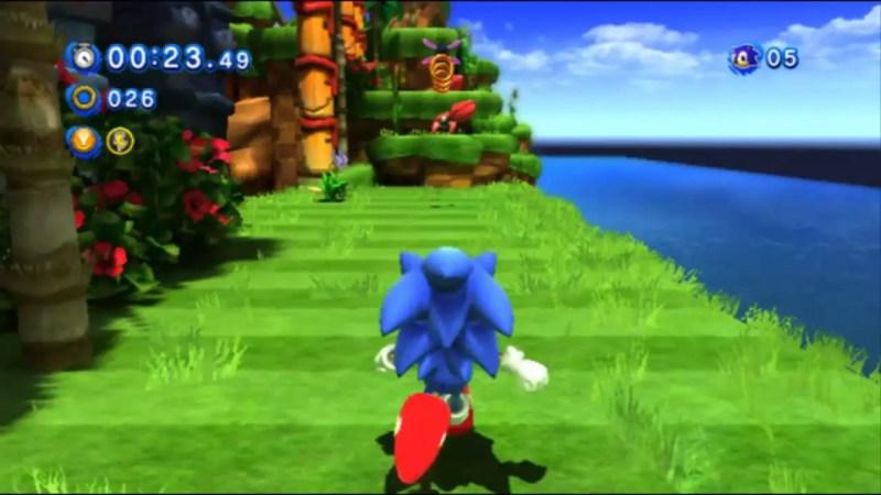 Actually Sonic
