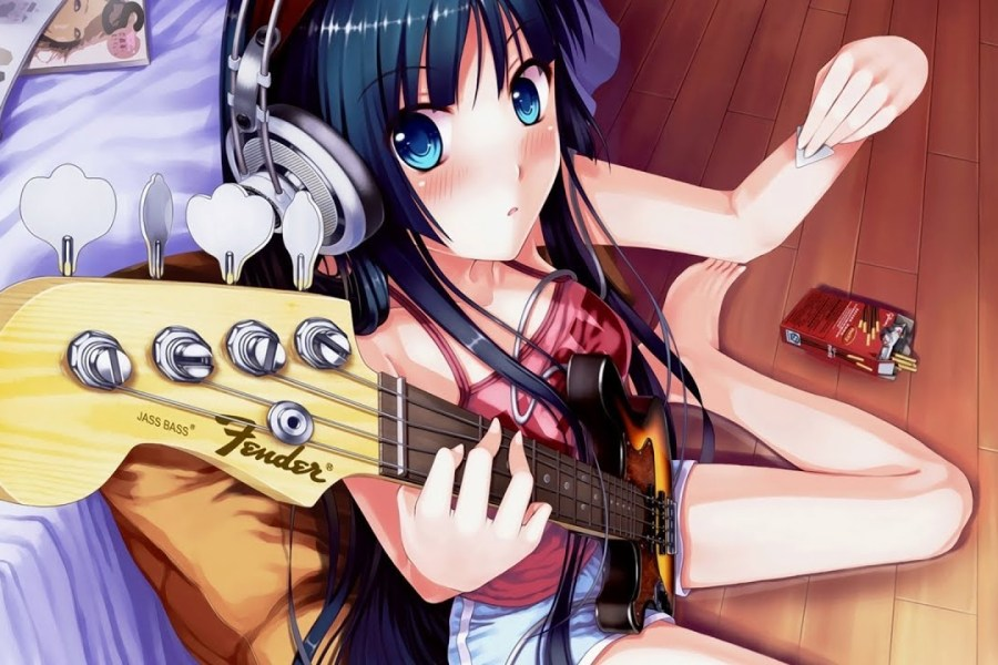 Anime About Music