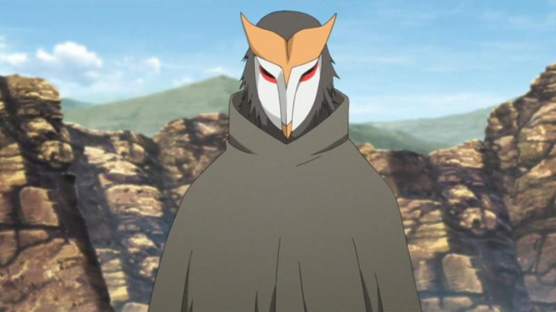 Byakuya Gang Arc boruto filler list