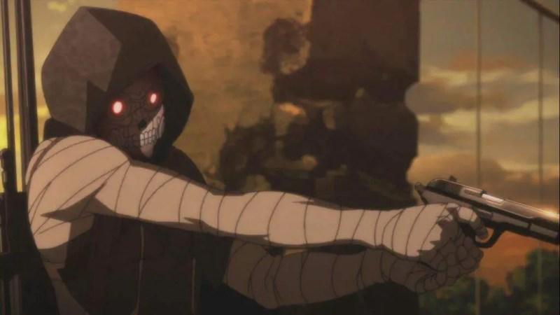 Death Gun sao character