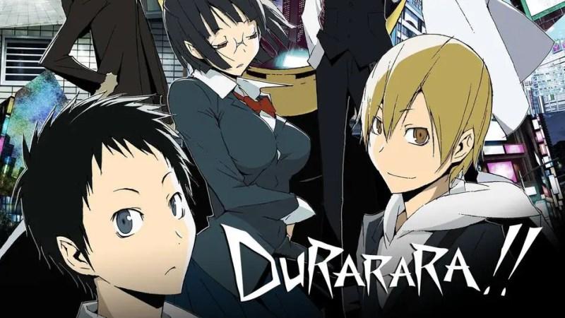 Durarara!!  Special 2 – World at Peace (Episode 24.5)