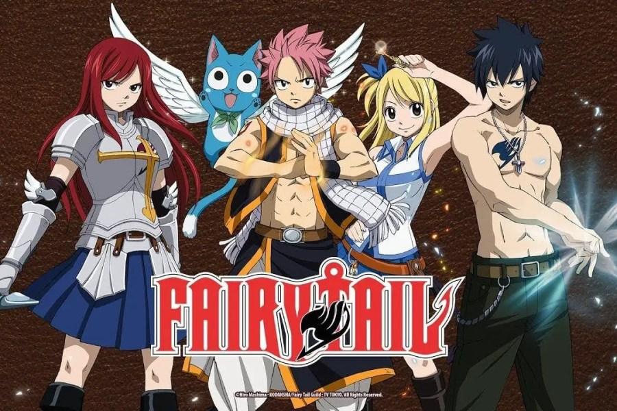 Fairy Tail Filler List