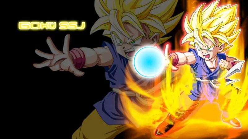 Goku GT Super Saiyan