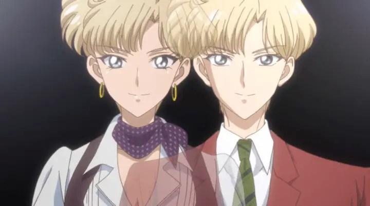 Haruka Tenou From Sailor Moon S