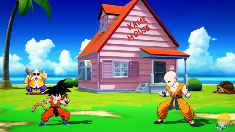 Kame House Stage