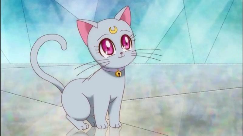 Luna, Artemis and Diana (Sailor Moon)