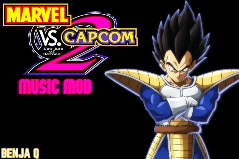 Marvel VS. Capcom 2 Music Mod