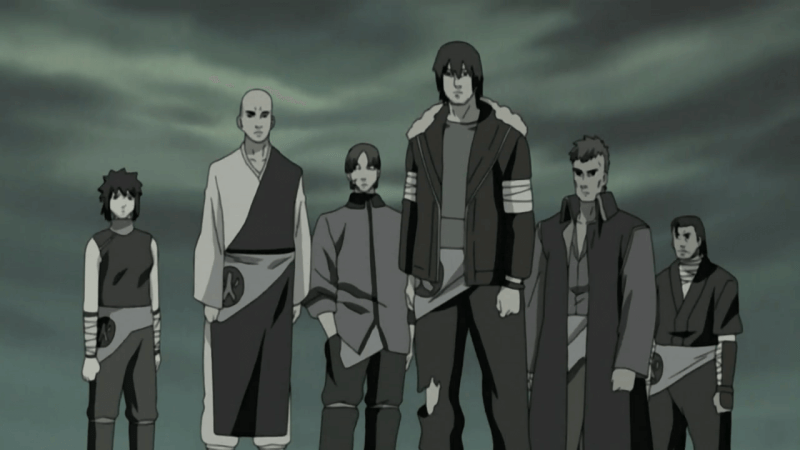 The Twelve Guardian Ninja Arc  Naruto Shippuden Filler List