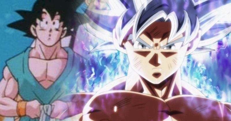 Ultra Instinct Goku Costume Pack
