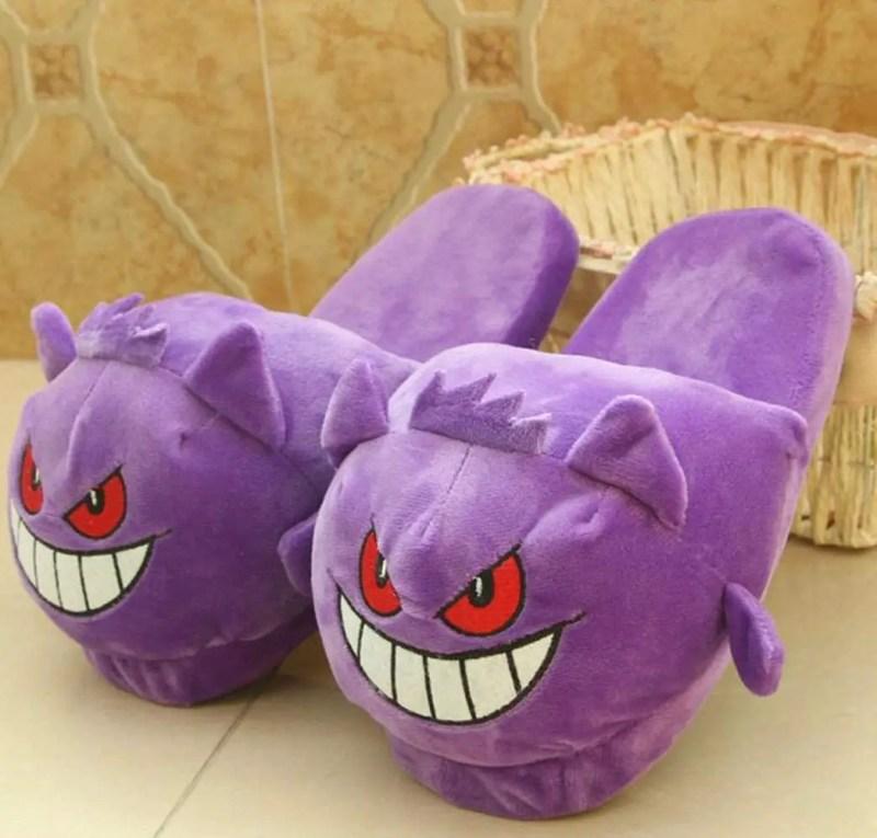 Gengar Slippers