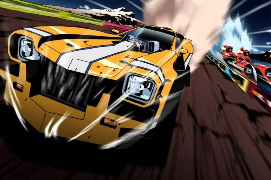 Anime Cars