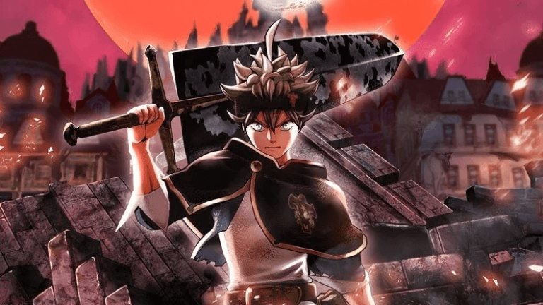 Black Clover Games