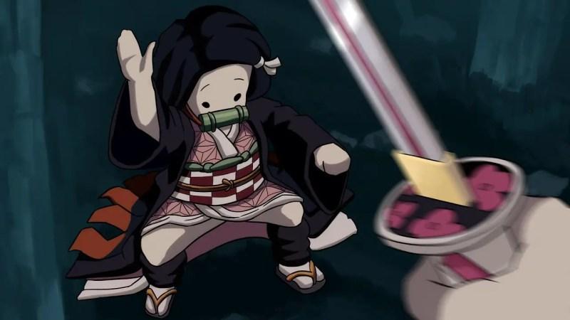 Cursed Anime Image