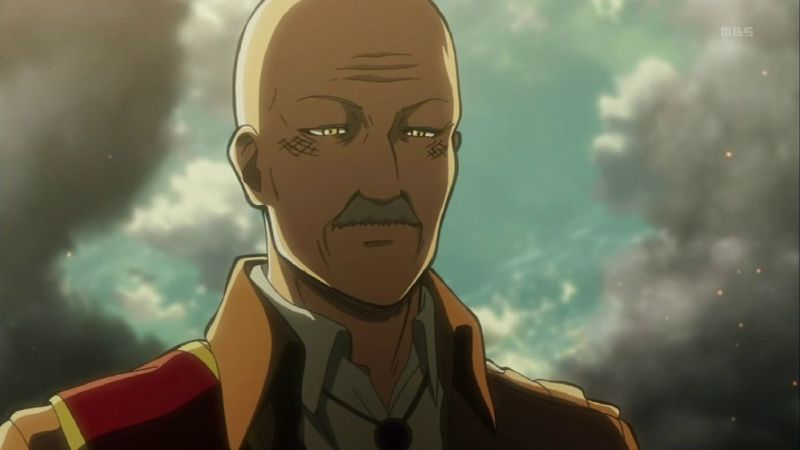 Dot Pixis From Attack on Titan
