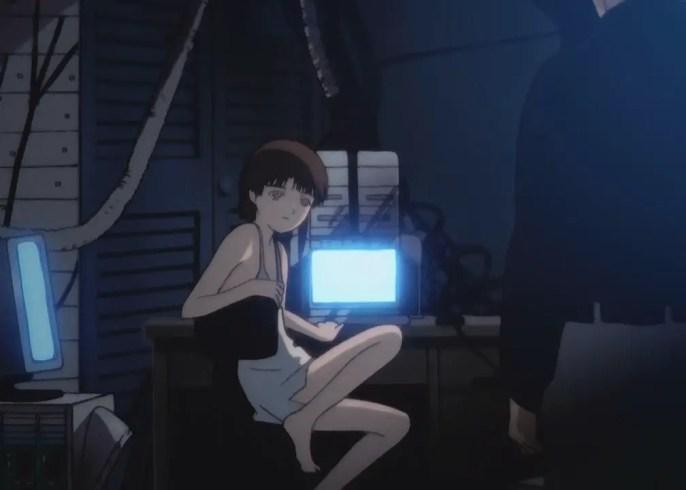 Iwakura Lain  (Serial Experiment Lain)