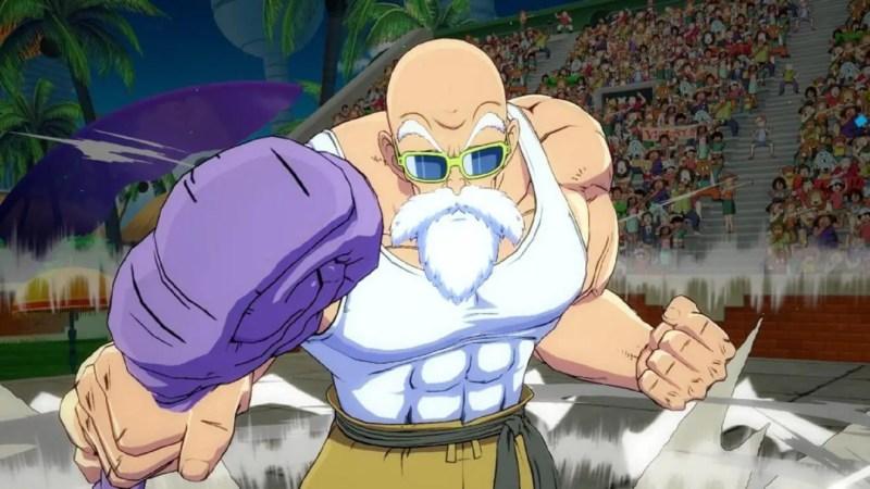 Master Roshi from Dragon Ball z