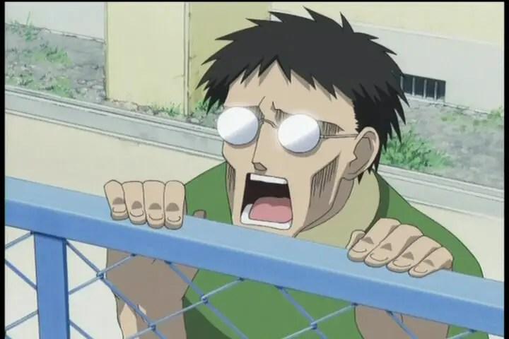 Mr. Kimura From Azumanga Daioh!