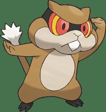 Patrat Weakest Pokémon