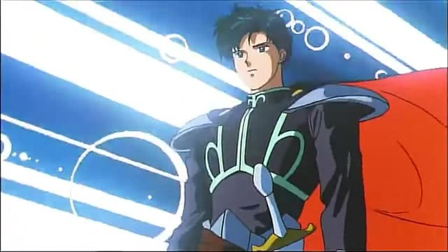 Prince Endymion From Sailor Moon
