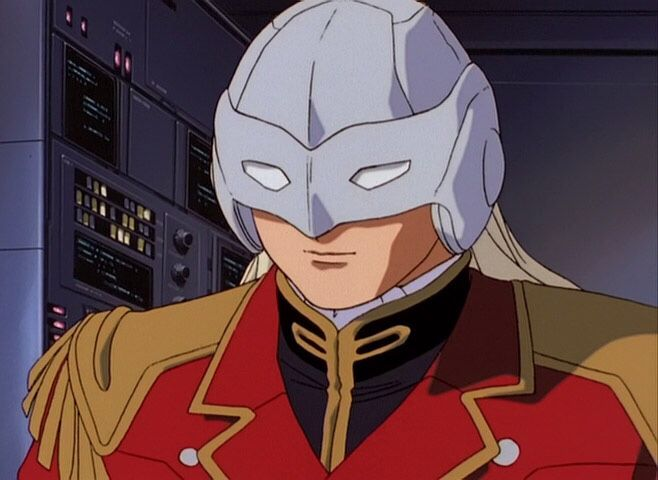 Zechs Marquise From Mobile Suit Gundam Wing