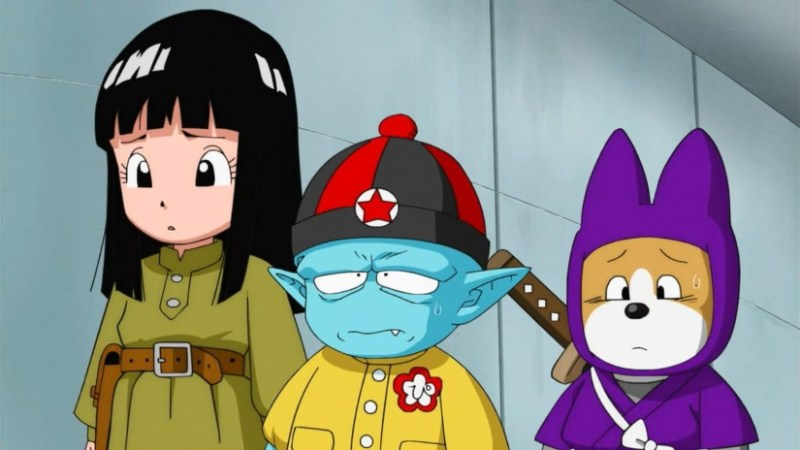 Aim for the Dragon Balls! Pilaf Gang in Action (Episode 04)