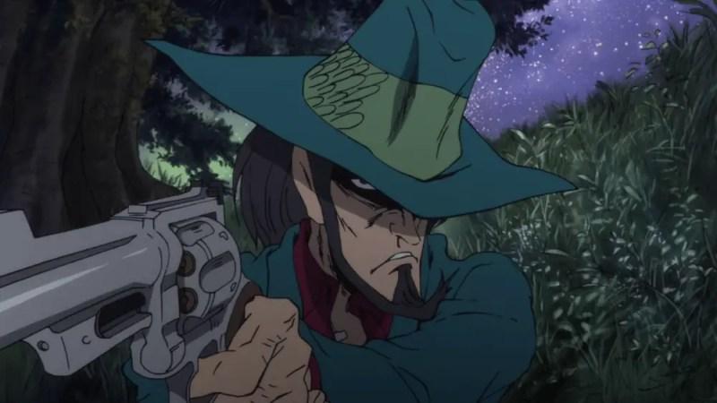 Daisuke Jigen From Lupin III