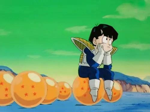 Gohan From Dragon Ball (Namek Saga)