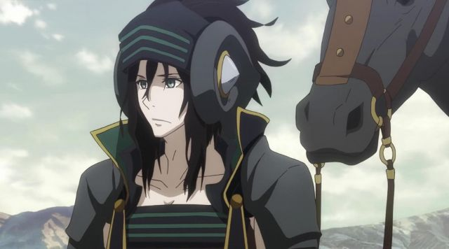 Goldov Auora From Rokka no Yuusha