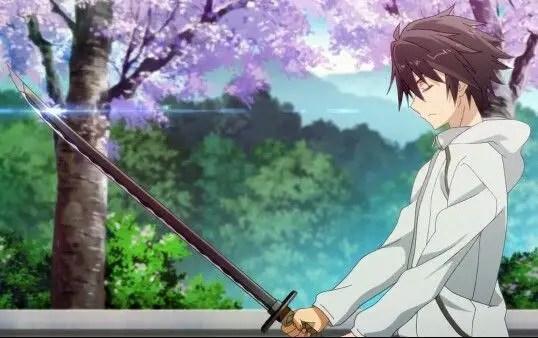 Ikki Kurogane From Rakudai Kishi no Cavalry