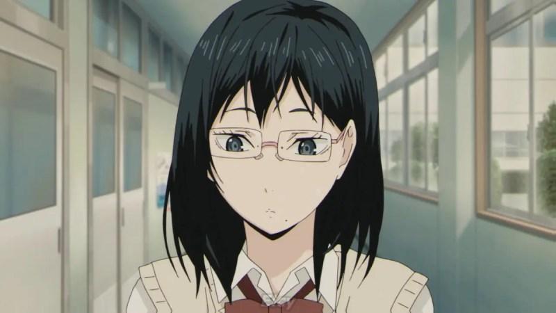 Kiyoko Shimizu From Haikyuu!!
