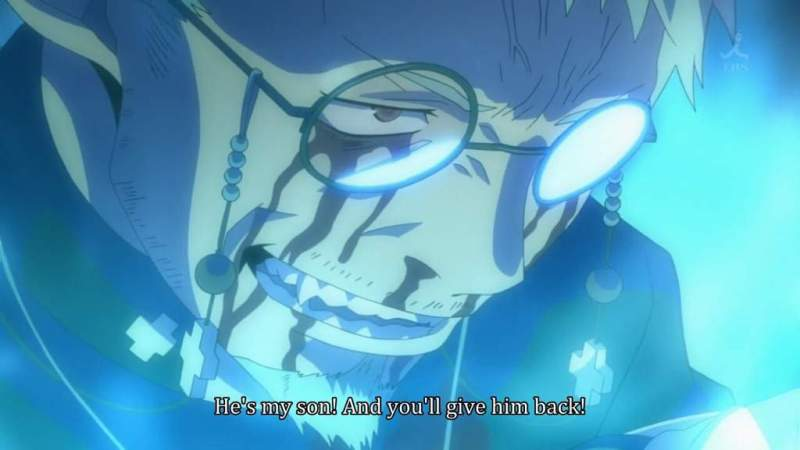Shirou Fujimoto From Ao no Exorcist