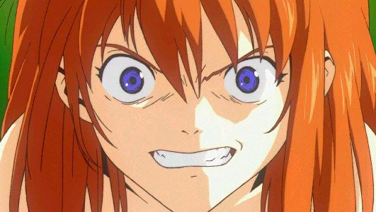 Sohryu Asuka Langley From Neon Genesis Evangelion